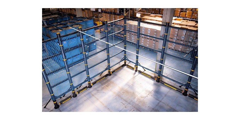 Wall Protector High Storage Barriers