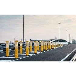 Elastyczny słup drogowy UGO