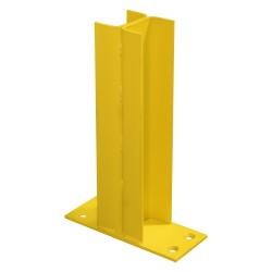 Steel-Timber Barrier -...